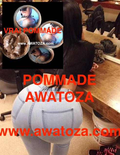Pommade AWATOZA botcho GROSSIR FESSES ET SEINS